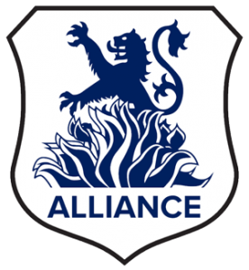 The Alliance Of Foot Health Practioners Logo
