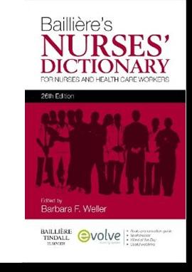 Bailliere's Nurses Dictionary Book