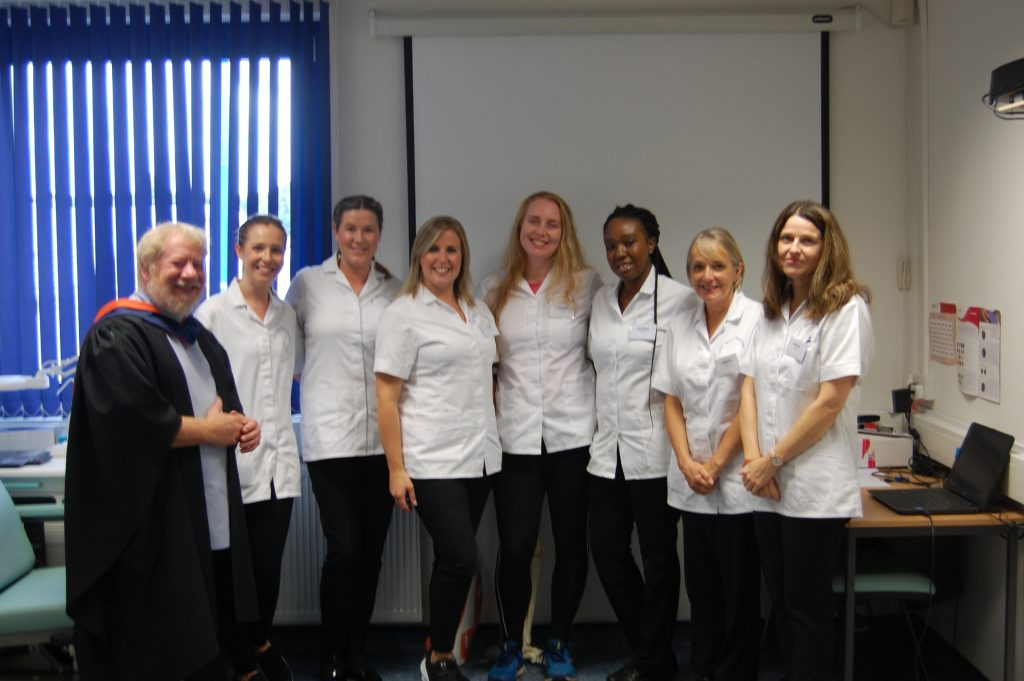 August Foot Health Practitioners