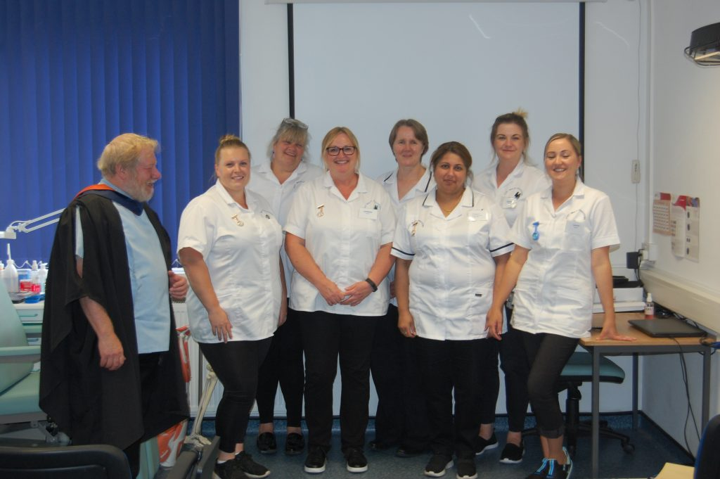 June 2021 Foot Health Practitioners