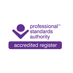 Professional Standards Authority for Health and Social Care Logo